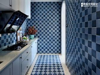 20万以上140平米地中海风格厨房装修案例