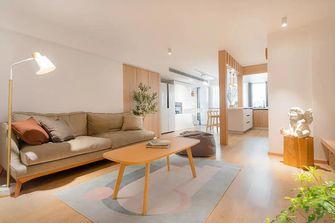豪华型120平米复式日式风格客厅图