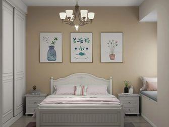 5-10万120平米三室两厅欧式风格卧室装修案例