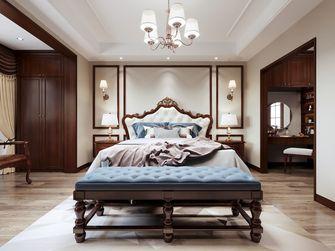 140平米三美式风格卧室图片