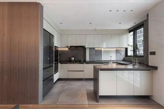 15-20万120平米三室一厅现代简约风格厨房欣赏图
