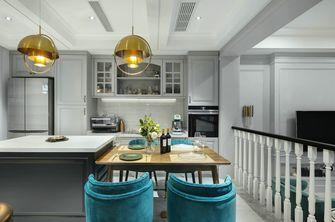 富裕型130平米四室两厅轻奢风格厨房装修效果图