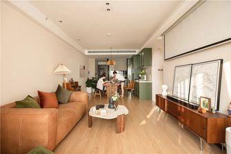 3万以下100平米现代简约风格客厅设计图