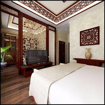120平米别墅中式风格卧室欣赏图