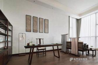 豪华型140平米三轻奢风格书房图片