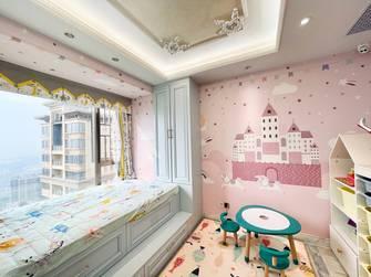 20万以上140平米别墅法式风格青少年房欣赏图