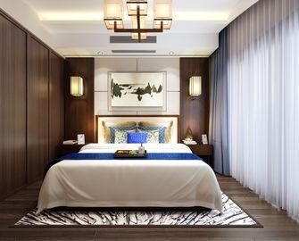 豪华型140平米中式风格卧室设计图