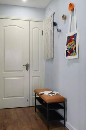 140平米四室两厅北欧风格玄关图