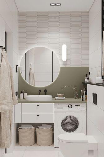 15-20万140平米四室四厅现代简约风格卫生间装修案例