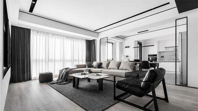 20万以上100平米现代简约风格客厅图片