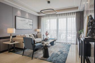 富裕型110平米四室一厅中式风格客厅图