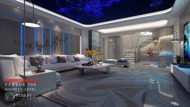 20万以上140平米别墅现代简约风格影音室图片