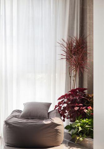 80平米三室一厅现代简约风格阳台图片