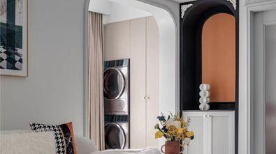 富裕型130平米三法式风格客厅装修图片大全