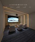 140平米别墅法式风格影音室设计图
