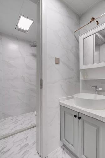 70平米一室一厅美式风格卫生间效果图