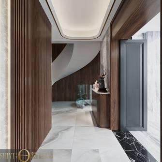 20万以上140平米别墅轻奢风格玄关装修图片大全