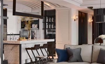 50平米欧式风格餐厅装修效果图