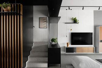 10-15万130平米三室两厅现代简约风格楼梯间设计图