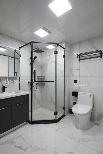 20万以上130平米三室两厅现代简约风格卫生间装修案例