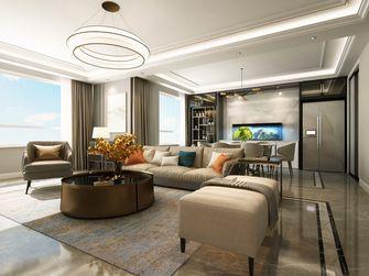 3万以下140平米三现代简约风格客厅欣赏图