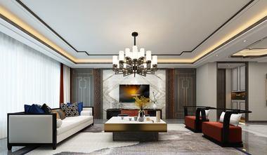 3万以下140平米三中式风格客厅装修图片大全