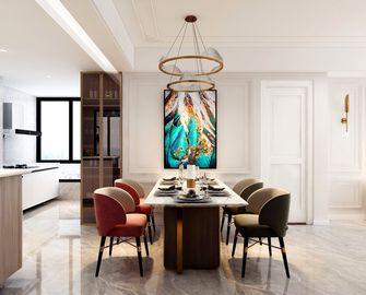 120平米三法式风格餐厅图片