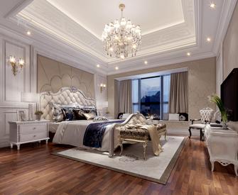 豪华型140平米别墅欧式风格卧室欣赏图