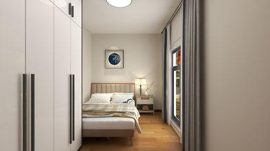 一居室现代简约风格卧室欣赏图