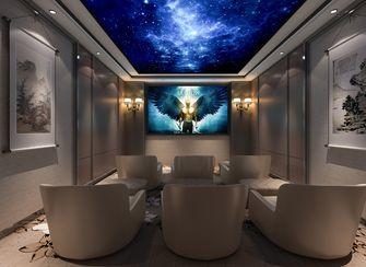 20万以上140平米别墅中式风格影音室效果图