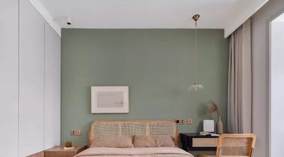 3-5万50平米现代简约风格卧室设计图