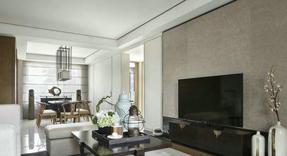100平米三中式风格客厅装修效果图
