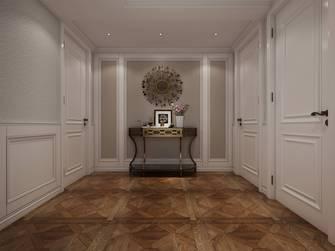 豪华型140平米别墅混搭风格走廊图片