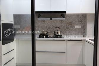 130平米四现代简约风格厨房效果图