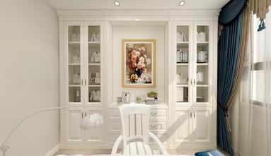 5-10万90平米欧式风格书房图片