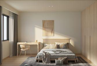 豪华型50平米公寓日式风格卧室图片