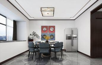 富裕型130平米三中式风格餐厅欣赏图