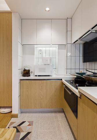 10-15万50平米小户型日式风格厨房图
