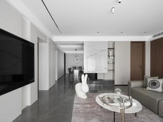 140平米三室两厅法式风格客厅欣赏图