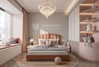 豪华型140平米三室两厅现代简约风格青少年房图片大全