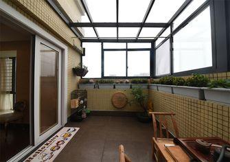 20万以上140平米复式美式风格阳光房欣赏图