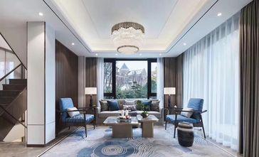 豪华型140平米四中式风格客厅图片