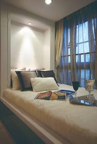 130平米三欧式风格卧室装修案例
