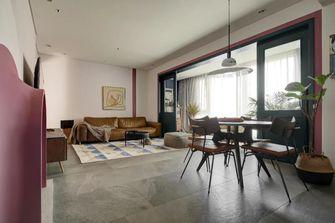 100平米三现代简约风格餐厅欣赏图