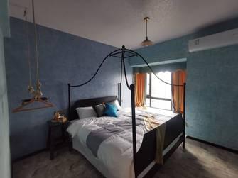 15-20万80平米公装风格卧室装修案例