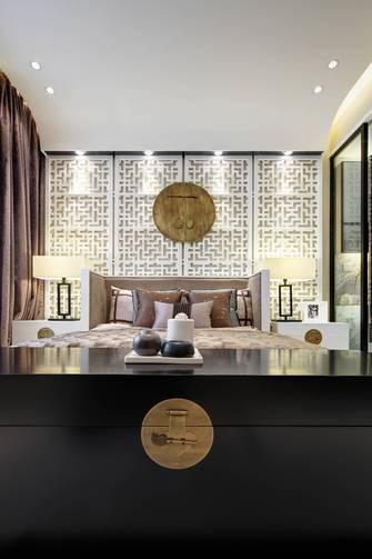 10-15万100平米三室两厅中式风格书房图片大全