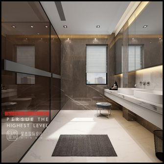 20万以上140平米别墅现代简约风格卫生间图片大全