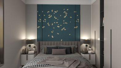 120平米三轻奢风格卧室装修图片大全