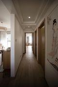 富裕型120平米日式风格走廊装修案例