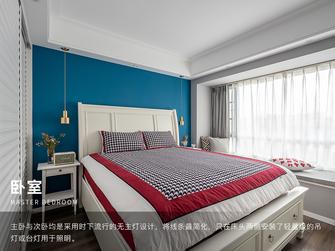 15-20万100平米三室三厅美式风格卧室效果图